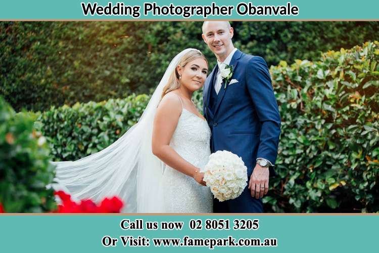 Photo of the Bride and the Groom Obanvale NSW 2330