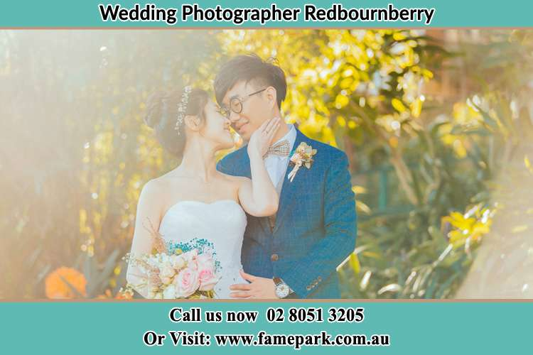 Photo of the Bride and the Groom Redbournberry NSW 2330