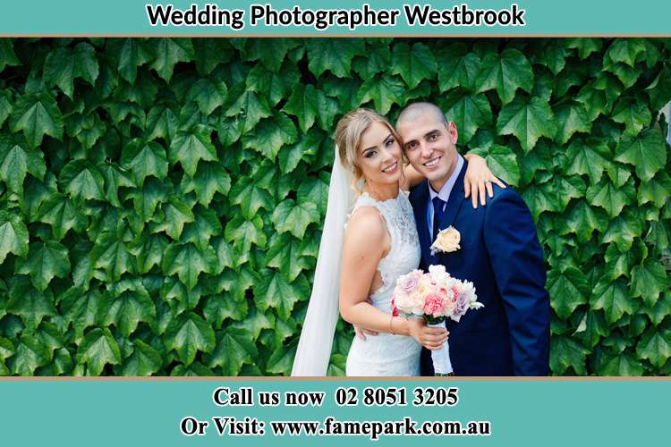 Photo of the Bride and the Groom Westbrook NSW 2330